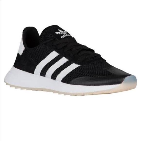 adidas Shoes | Flashback Sneaker Black
